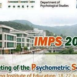 Read more at: 17th International Meeting of the Psychometric Society (IMPS 2011)